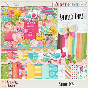 Shine Day Page Kit