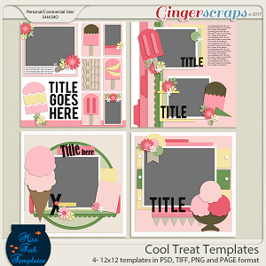 Cool Treat Templates