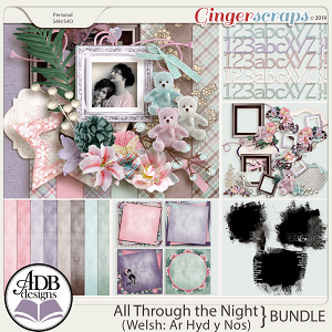 All Through The Night Bundle by ADB Designs