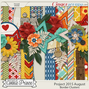 Project 2015 August - Border Clusters