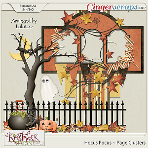 Hocus Pocus Page Clusters
