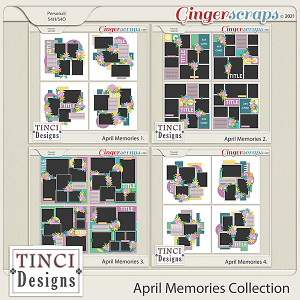 April Memories Collection
