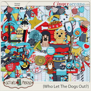 Who Let The Dogs Out by Scraps N Pieces
