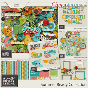 Summer Ready Collection by Aimee Harrison