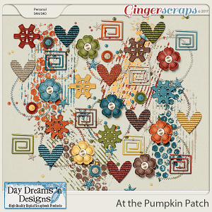 At the Pumpkin Patch {Accents} by Day Dreams 'n Designs