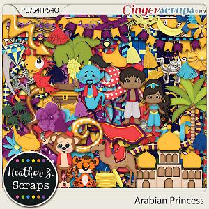Arabian Princess KIT by Heather Z Scraps