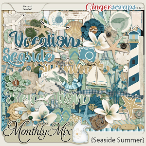 Monthly Mix: Seaside Summer