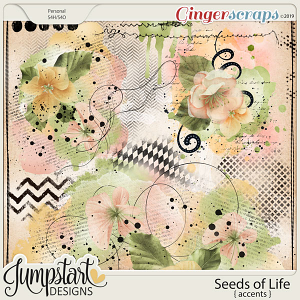 Seeds of Life {Accents} by Jumpstart Designs