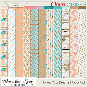 Follow Your Dreams | Paper Pack