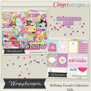 Birthday Parade- Girls Collection