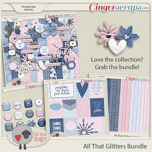 All That Glitters Bundle by Luv Ewe Designs