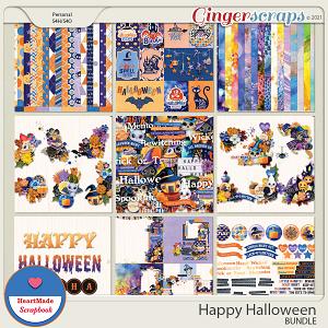 Happy Halloween - bundle