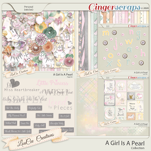 A Girl Is A Pearl Collection