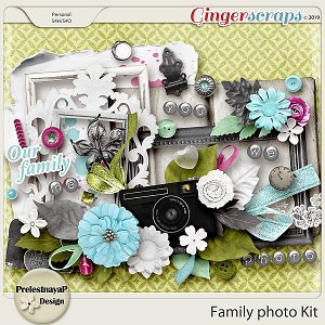 Family photo Kit