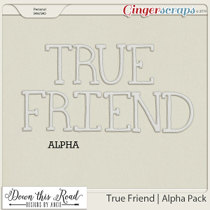 True Friend | Alpha Pack