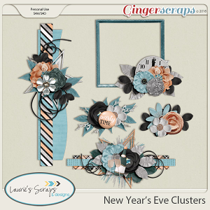 New Year's Eve Clusters