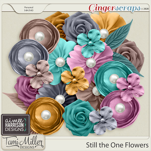 Still the One Flowers by Aimee Harrison and Tami Miller