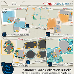 Summer Daze: Bundle by Miss Fish