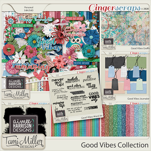 Good Vibes Collection by Aimee Harrison and Tami Miller