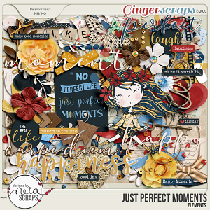 Just Perfect Moments - Elements - by Neia Scraps