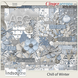Chill of Winter by Lindsay Jane