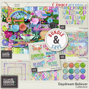 Daydream Believer Collection by Aimee Harrison