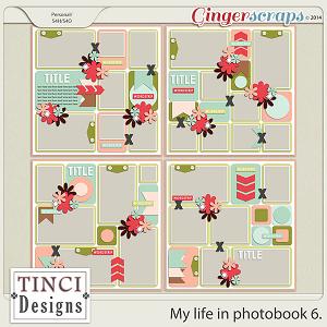 My life in photobook 6.
