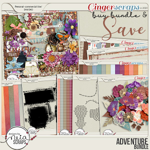Adventure - Bundle - by Neia Scraps