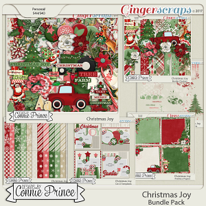 Christmas Joy- Core Bundle