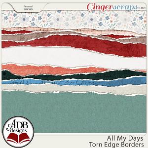 All My Days Borders by ADB Designs
