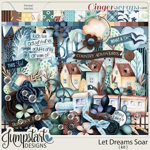 Let Dreams Soar {Kit} by Jumpstart Designs