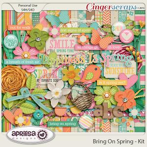 Bring On Spring - Kit