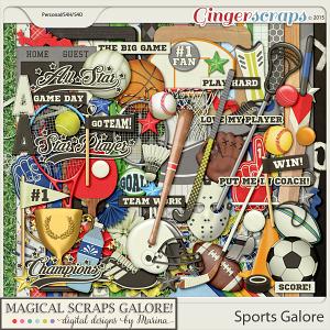 Sports Galore