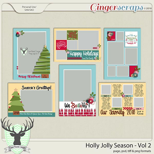 Holly Jolly Season Vol 2