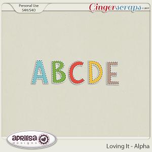Loving It - Alpha