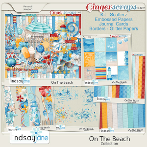 On The Beach Collection by Lindsay Jane