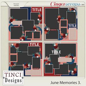 June Memories 3.