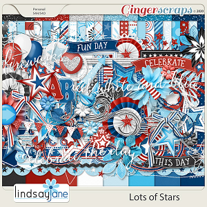 Lots of Stars by Lindsay Jane