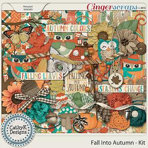 Fall Into Autumn - Kit