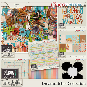Dreamcatcher Collection by Aimee Harrison and Tami Miller