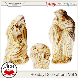 Holiday Decorations Vol 5 by ADB Designs