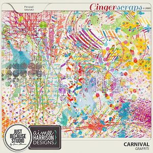 Carnival Graffiti by JB Studio and Aimee Harrison Designs