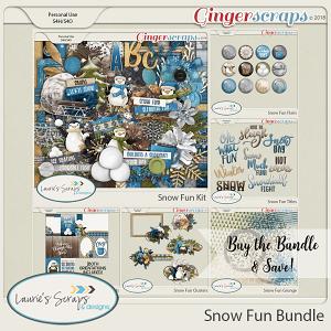 Snow Fun Bundle