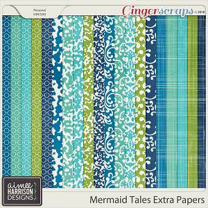 Mermaid Tales Extra Papers by Aimee Harrison