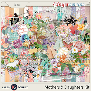 Mothers and Daughters Kit by Karen Schulz