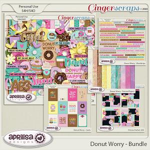 Donut Worry - Bundle