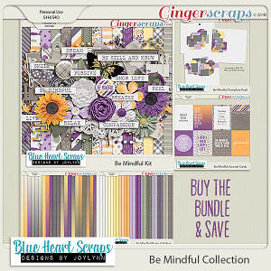 Be Mindful Collection Bundle