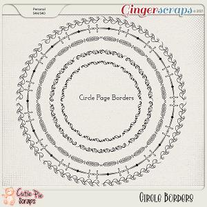 Circle Page Borders 02