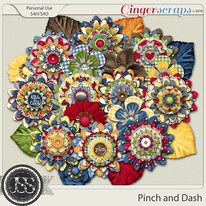 A Pinch and A Dash Flowers