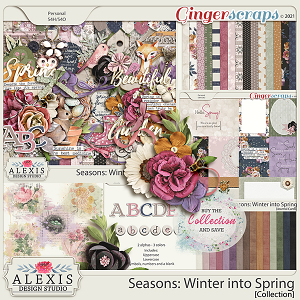 Seasons: Winter into Spring - Collection